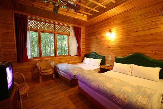家庭式木屋套房